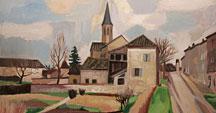 Montceaux near Belleville